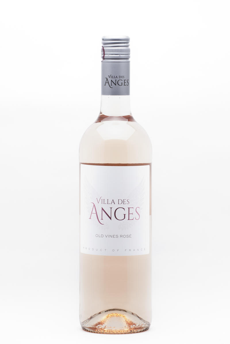 Villa Des Anges Old Vines Rose