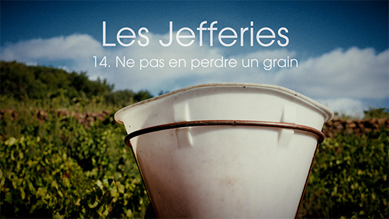 Les Jefferies 14 - Ne pas en perdre un grain