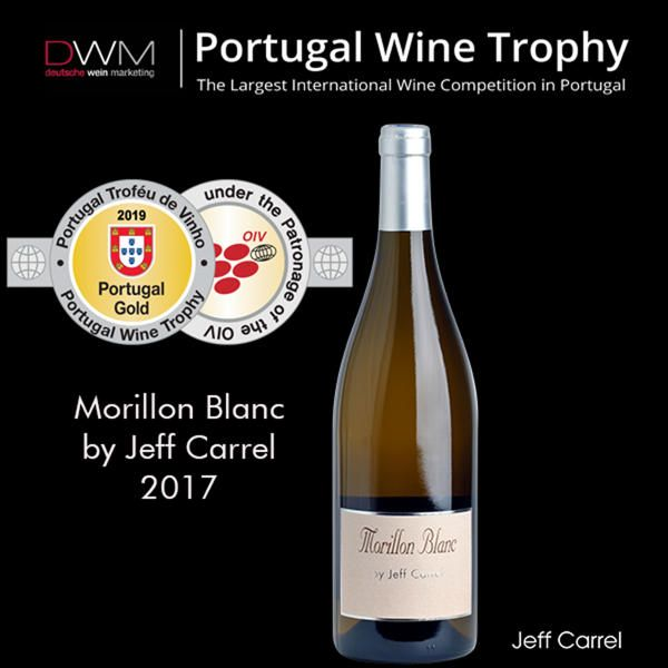 Médaille d'or - portugal Wine Trophy